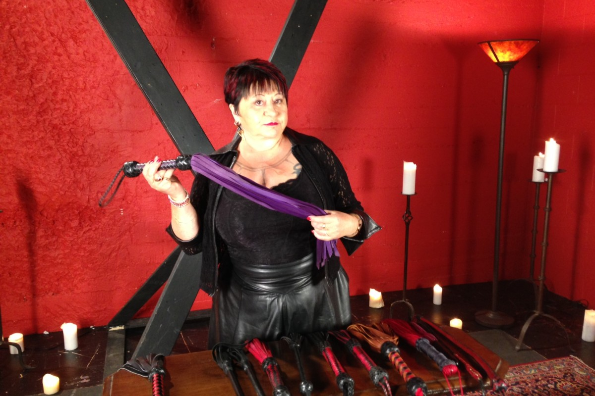 Watch My Sensual Flogging Instructional Video at Kink_University